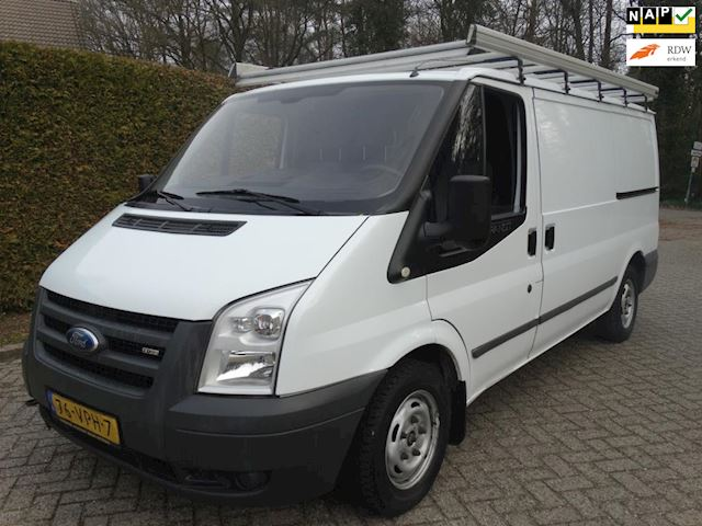 Ford Transit 280M 2.2 TDCI HD lengte 2 trekhaak imperiaal nette bus