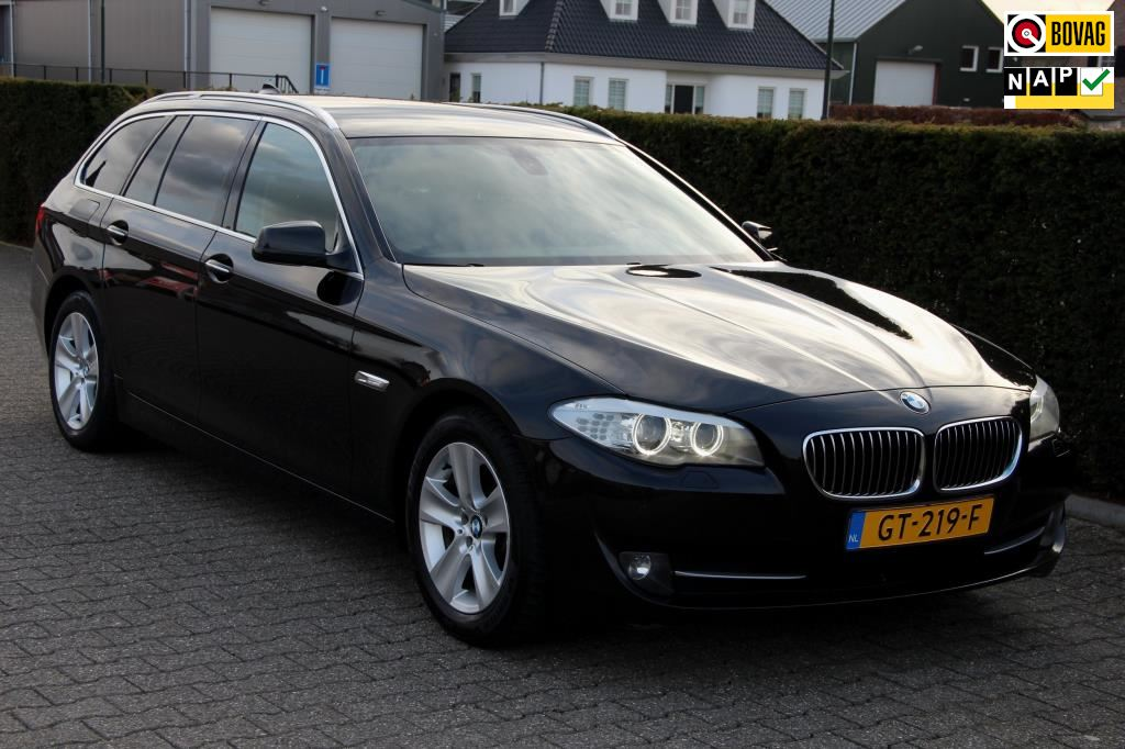 BMW 5-serie Touring occasion - BF Auto's