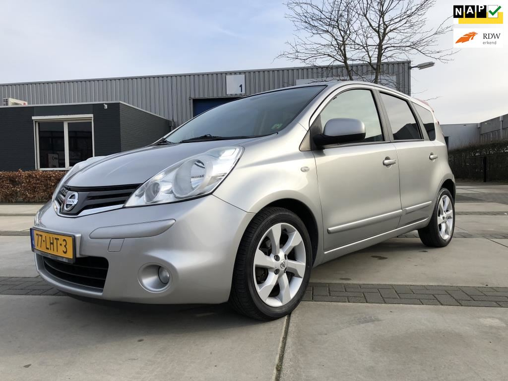 Nissan Note occasion - A2 Auto's