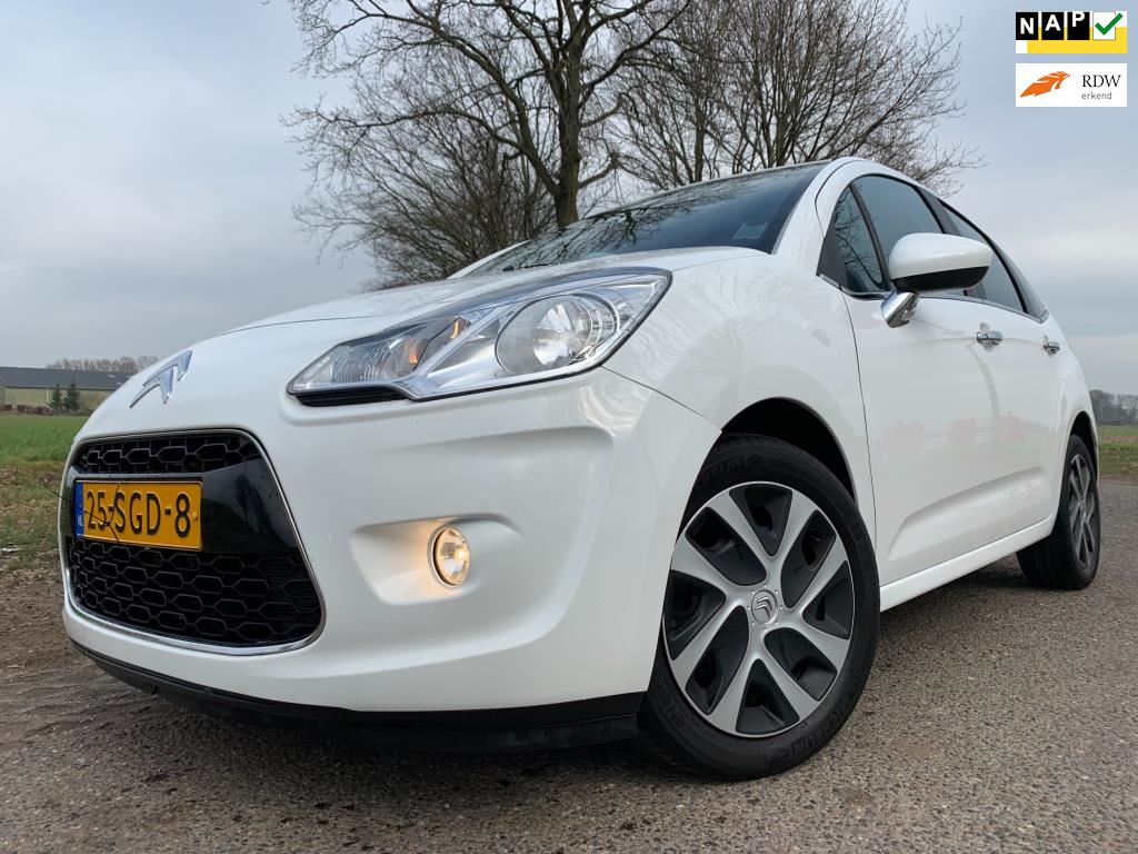Citroen C3 occasion - Van der Made Auto's