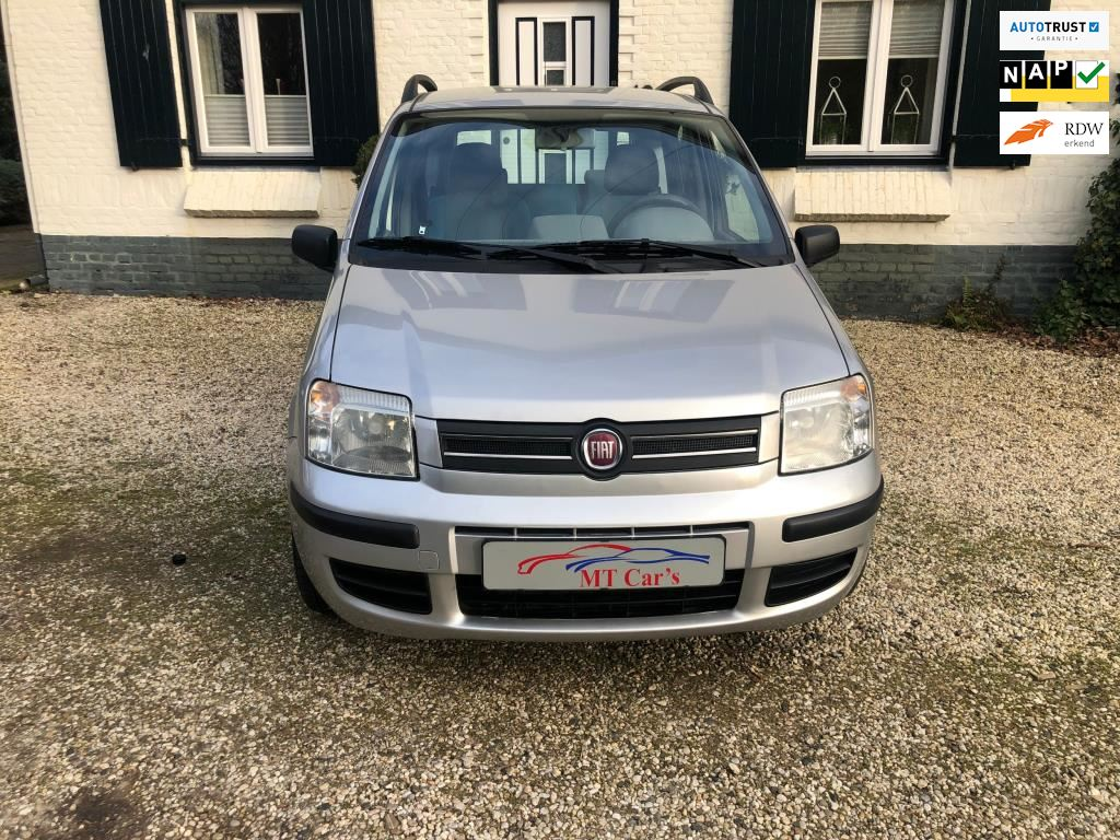 Fiat Panda occasion - M.T.  Car's & Carcleaningcenter