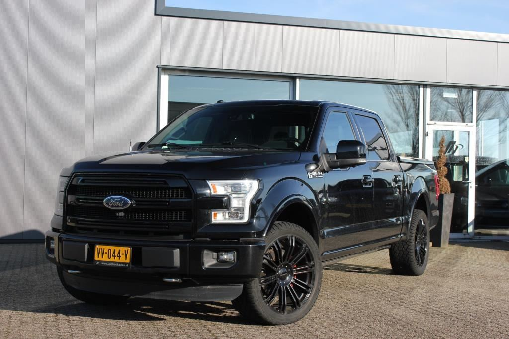 Ford F-150 PLATINUM occasion - Jan Blonk Auto's