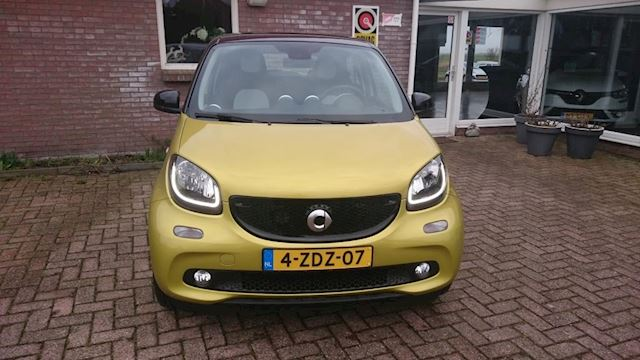 Smart Forfour 1.0 Joy Edition