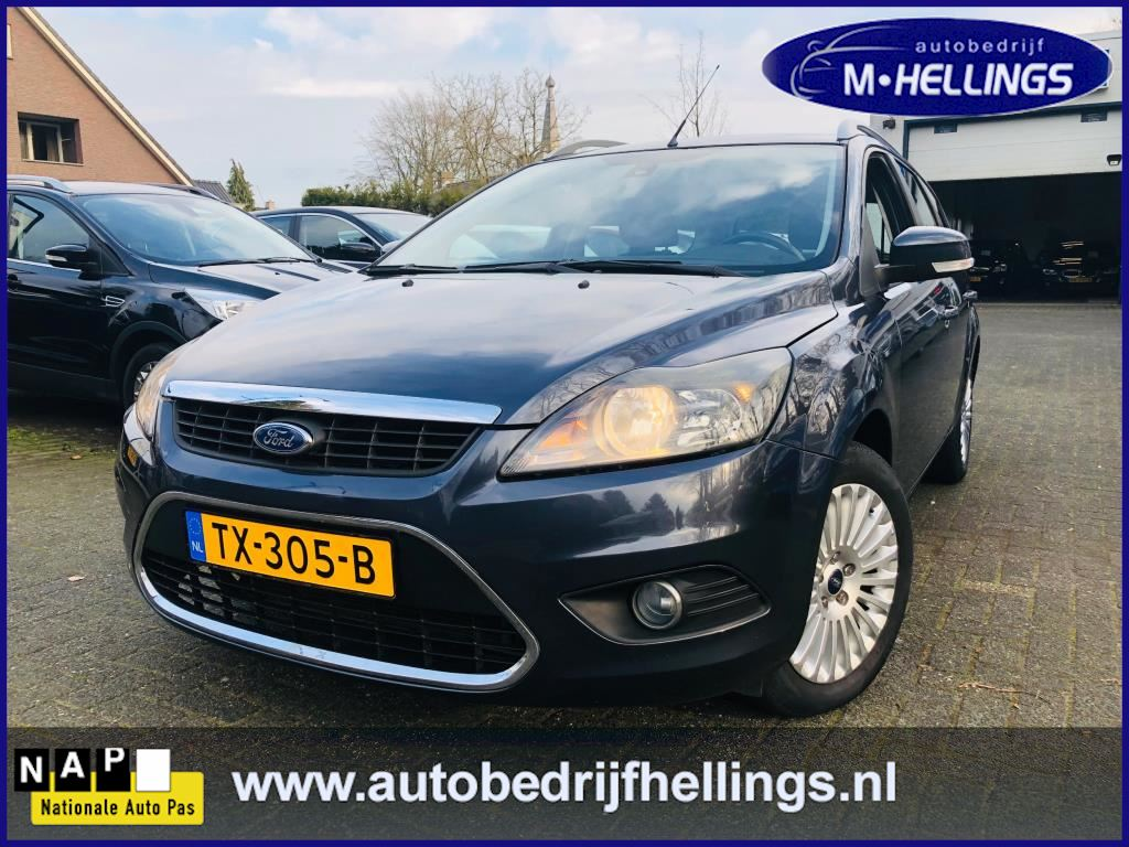 Ford Focus Wagon occasion - Autobedrijf M. Hellings