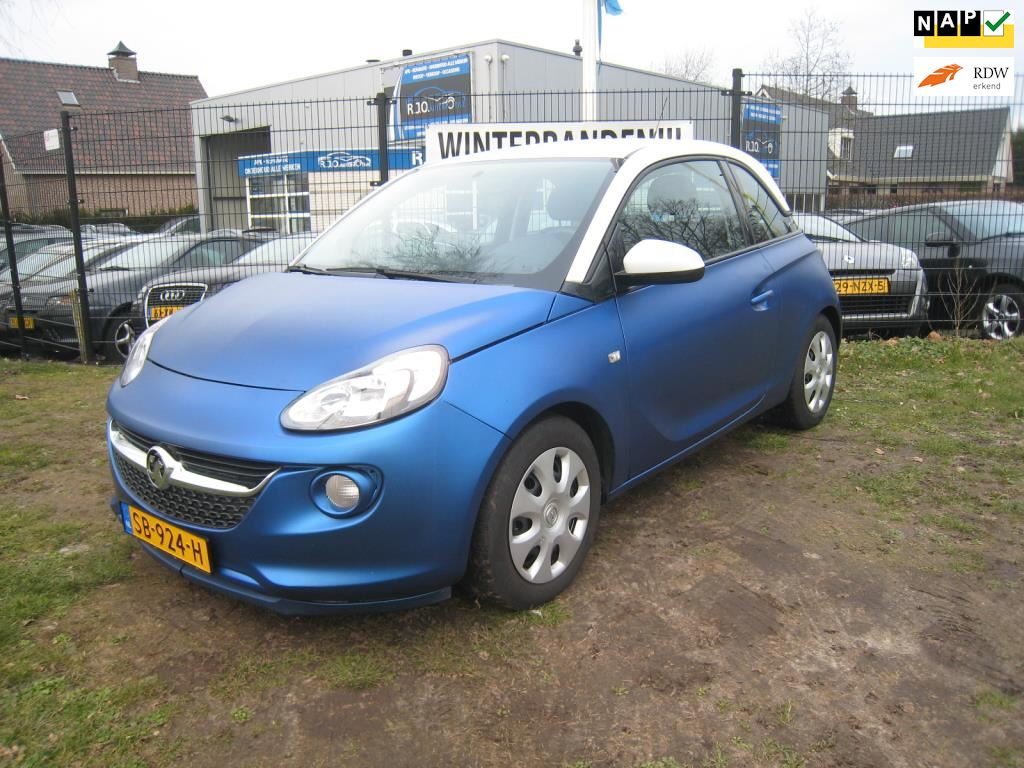 Opel ADAM occasion - RJO Automotive