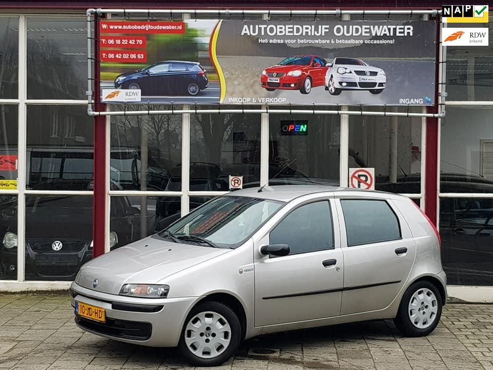 Fiat Punto occasion - Autobedrijf Oudewater