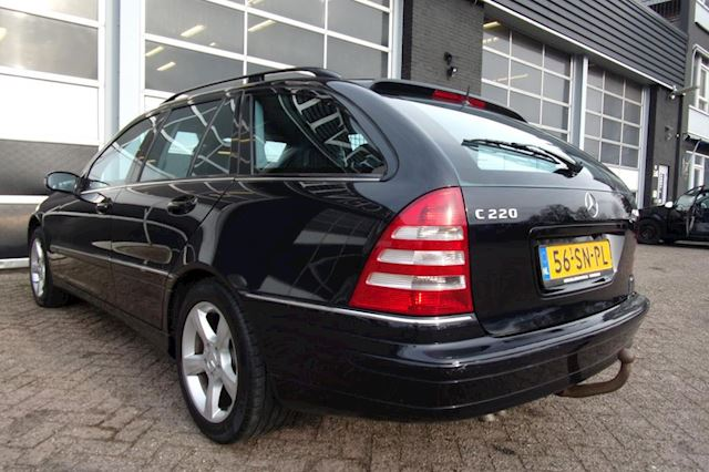 Mercedes-Benz C-klasse Combi 220 CDI Avantgarde NWE APK & NAP