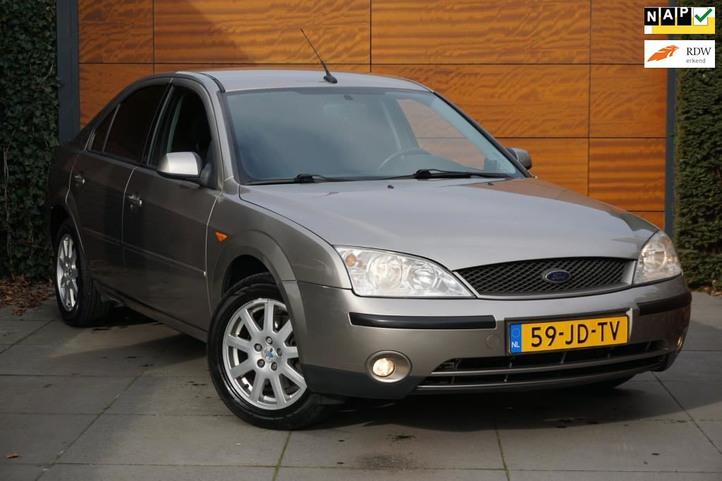 Ford Mondeo occasion - Van Loon Automotive