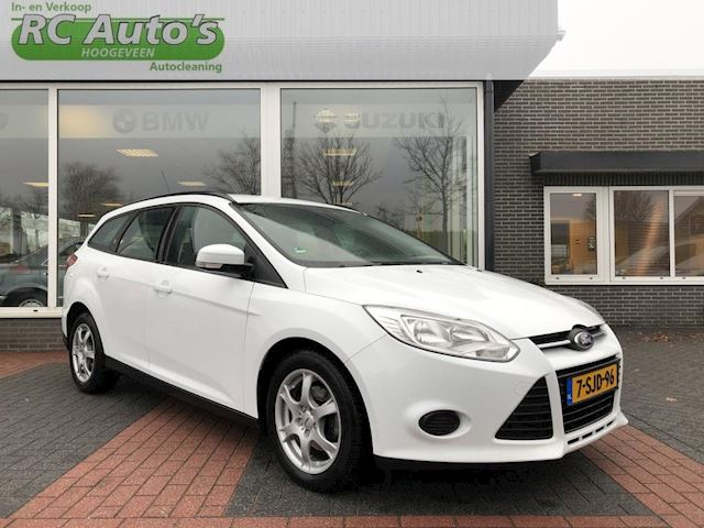 Ford Focus Wagon 1.6 TDCI ECOnetic Lease Trend LEER-NAVI-CRUISE