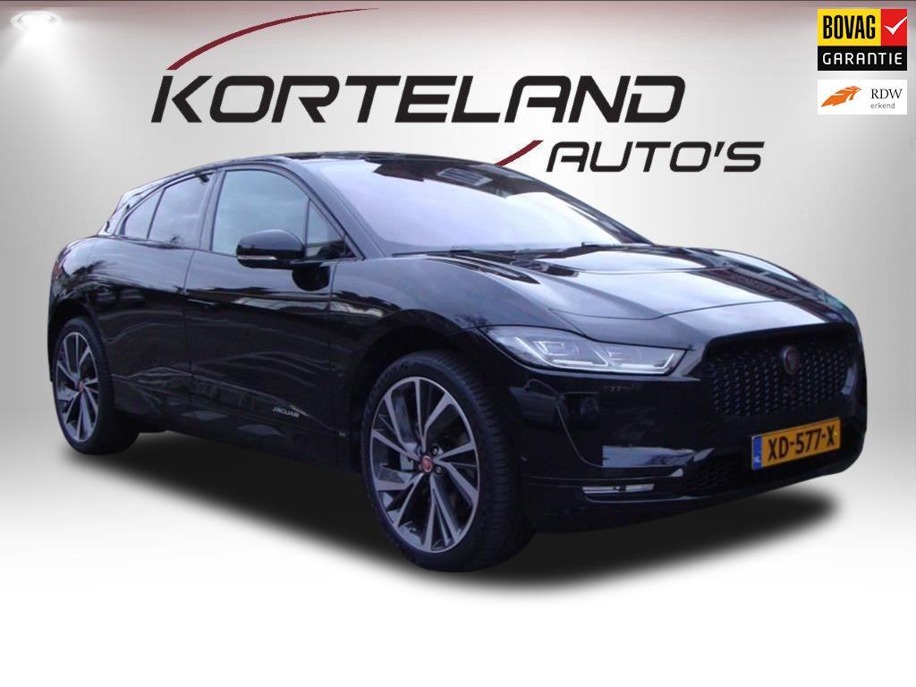 Jaguar IPACE occasion - Korteland Auto's