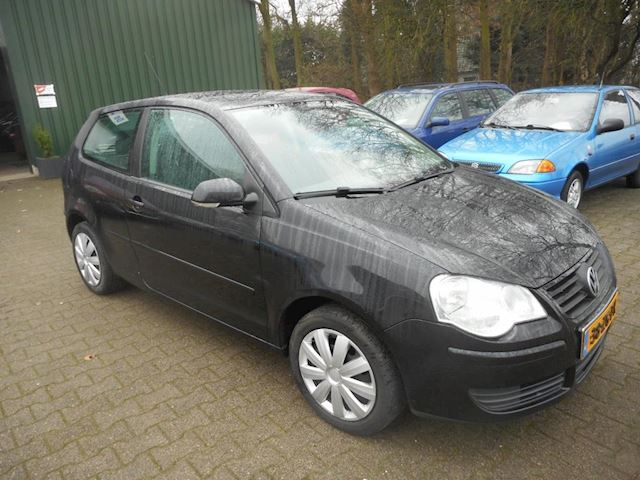 Volkswagen Polo 1.4-16V Optive bj 2008 clima