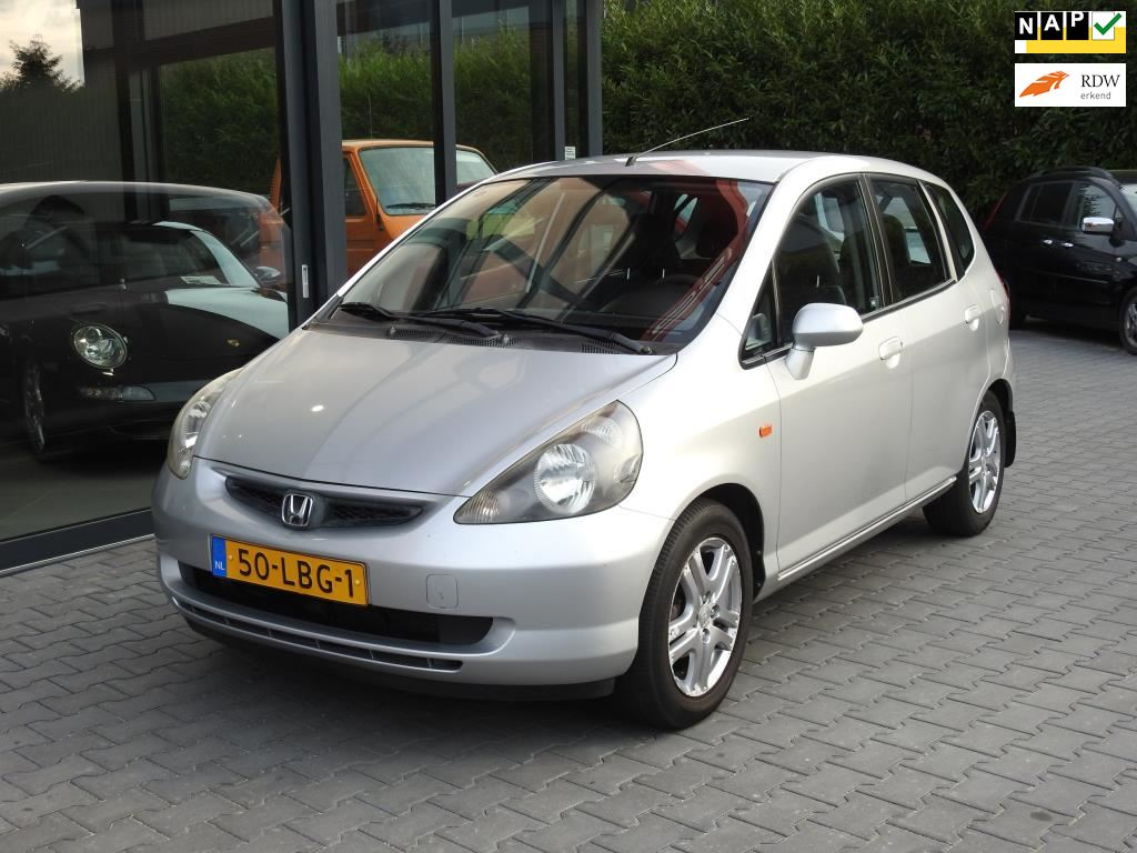 Honda Jazz occasion - Rob Wolthuis Auto's
