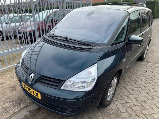 Renault Espace 2.0T Expression