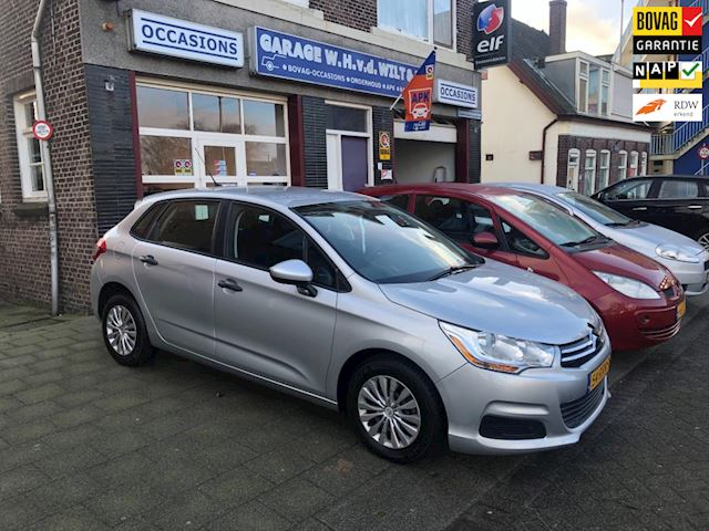 Citroen C4 1.6 VTi Attraction