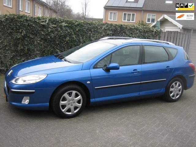 Peugeot 407 SW occasion - Autobedrijf H. Kanters