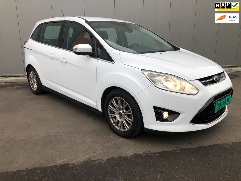 Ford Grand C-Max occasion - Demus Cars