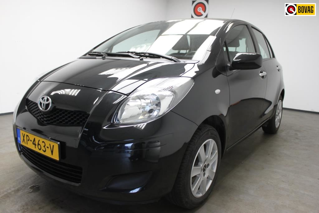 Toyota Yaris occasion - Autoservice Axacars