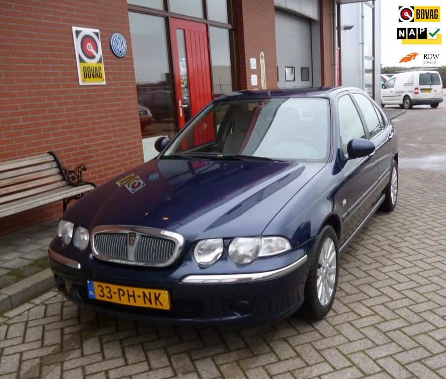 Rover 45 occasion - Wester Wognum B.V.