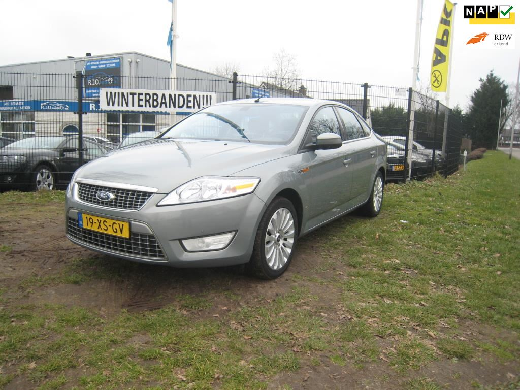 Ford Mondeo occasion - RJO Automotive