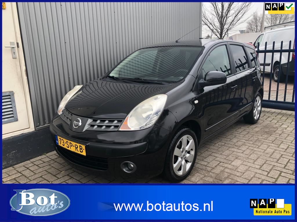 Nissan Note occasion - Bot Auto's