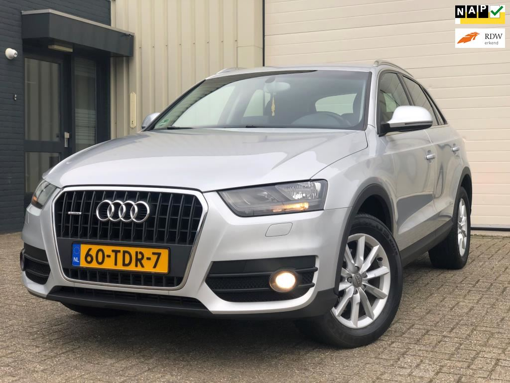 Audi Q3 occasion - Ultimate Auto's
