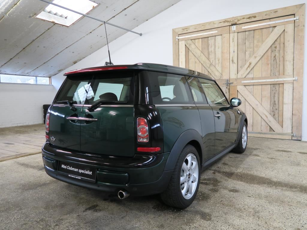 Mini Clubman 1.6 Cooper Automaat Bluetooth ect. occasion - CherokeeLand.nl