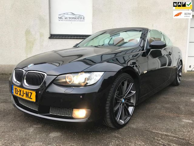 BMW 3-serie Cabrio 335i High Executive navi, xenon, pdc, leder, vol