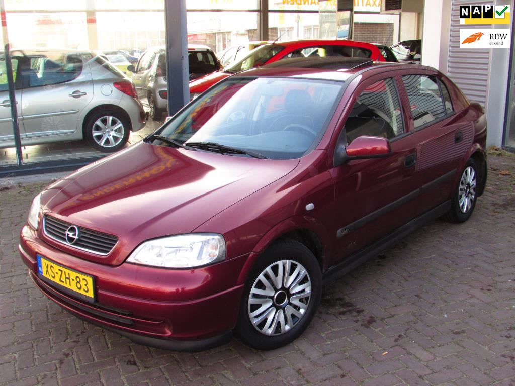 Opel Astra occasion - D&M Cars