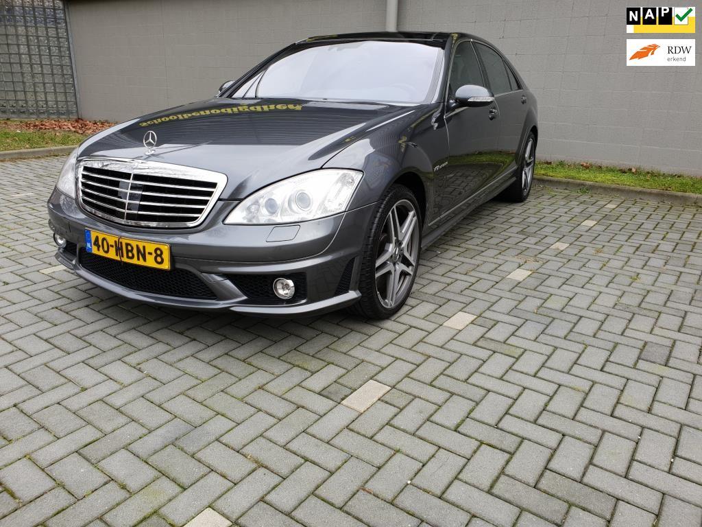 Mercedes-Benz S-klasse occasion - Auto Arends