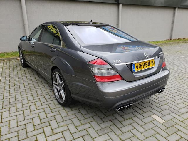 Mercedes-Benz S-klasse 65 AMG Lang V12 VOL OPTIONS 612 PK EXCL.BPM