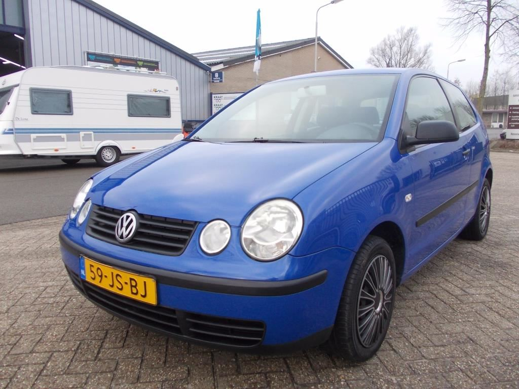 Volkswagen Polo occasion - Oskamp Occasions
