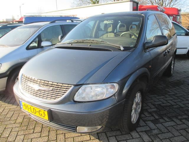 Chrysler Voyager occasion - WSR Transport