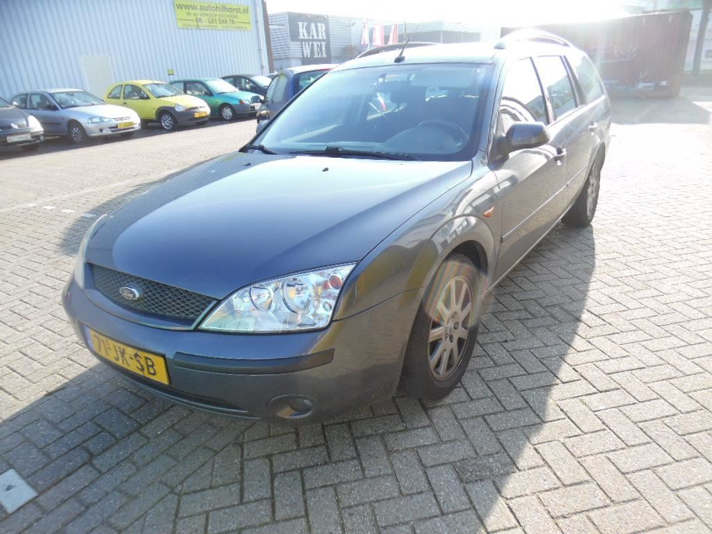 Ford Mondeo Wagon occasion - Auto Hilhorst