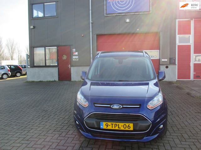 Ford Tourneo Connect Compact 1.6 Titanium rolstoel vervoer