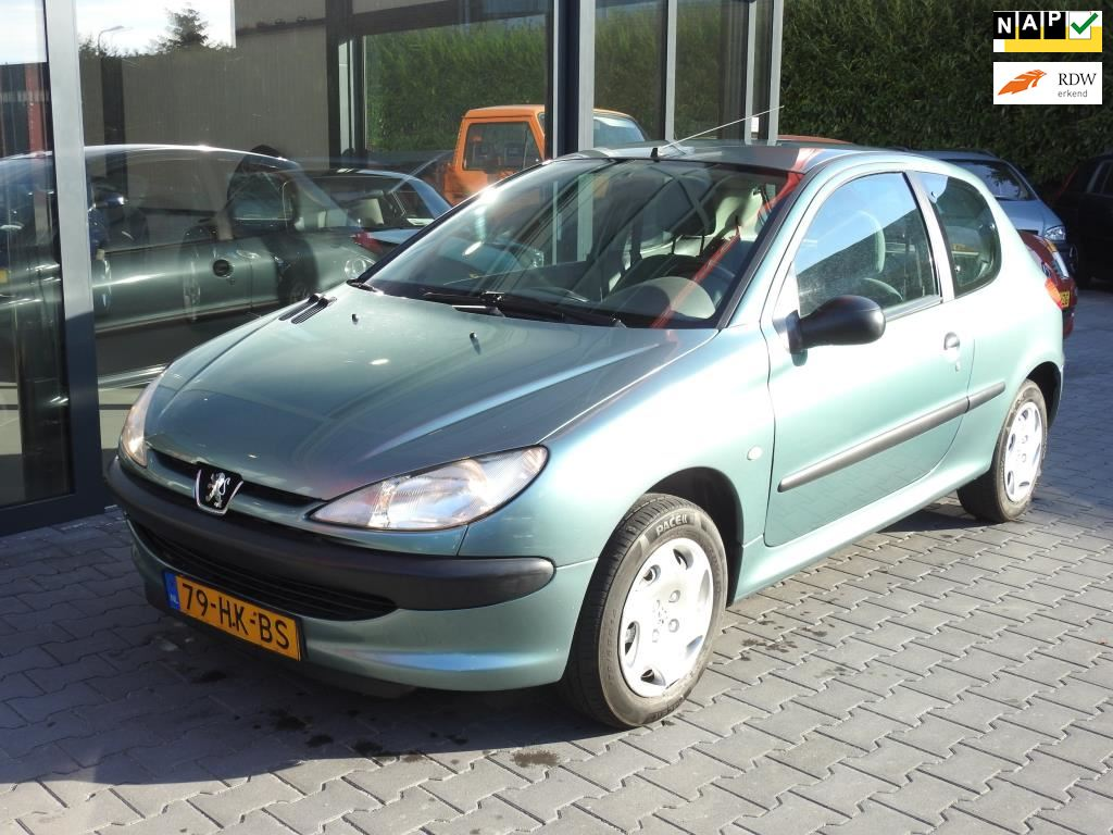 Peugeot 206 occasion - Rob Wolthuis Auto's