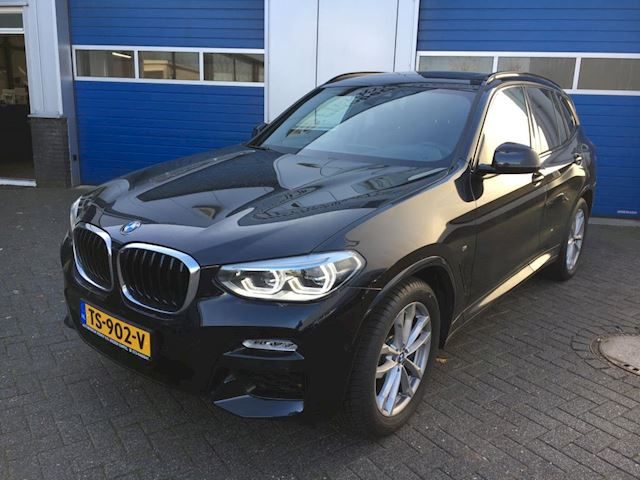 BMW X3 3.0d xDrive Executive High M-sport Full option
