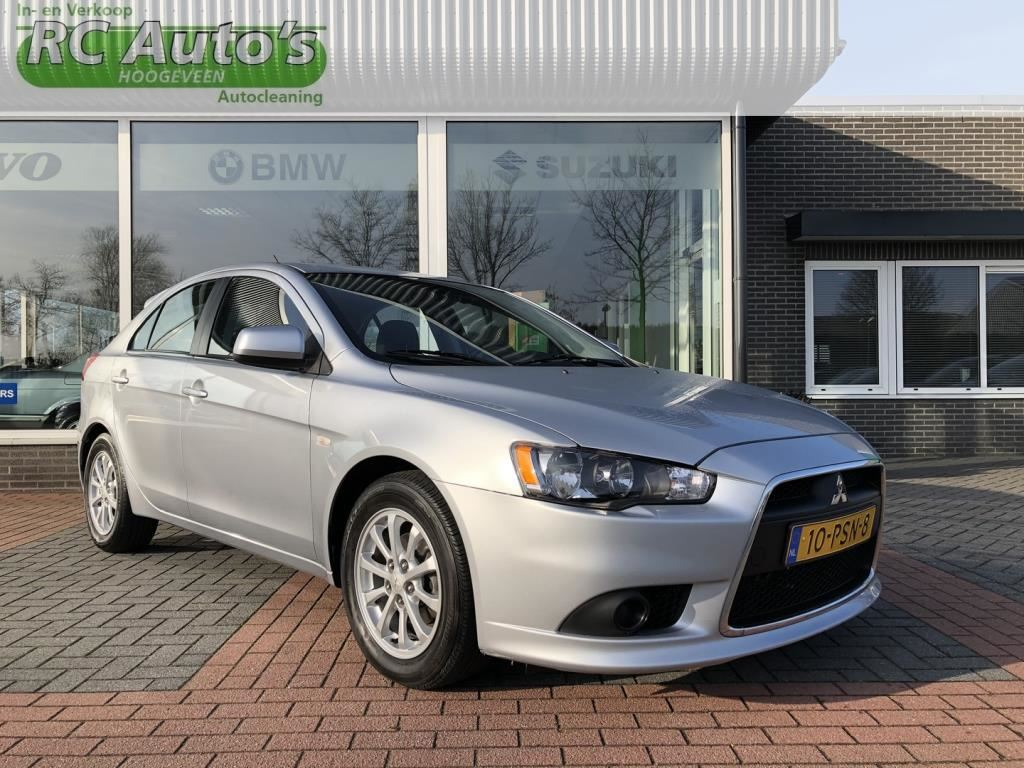 Mitsubishi Lancer Sportback occasion - RC Auto's Hoogeveen