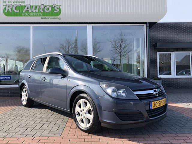 Opel Astra Wagon 1.9 CDTi Executive NAVI-CRUISE-AIRCO