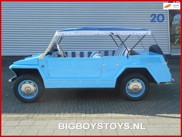 Fiat 600 JUNGLA  Beach car  occasion - Big Boys Toys