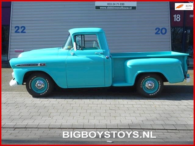 Chevrolet USA Apache 3100 occasion - Big Boys Toys