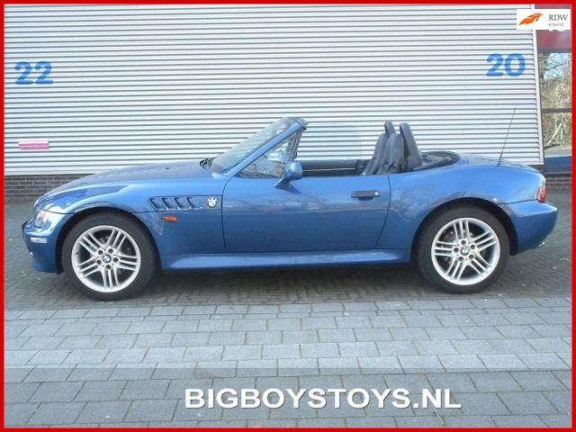 BMW Z3 Roadster occasion - Big Boys Toys
