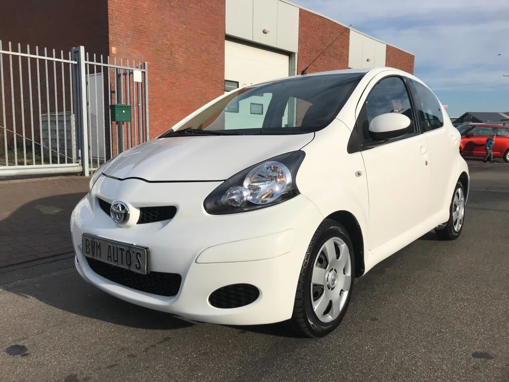 Toyota Aygo occasion - BVM Auto's