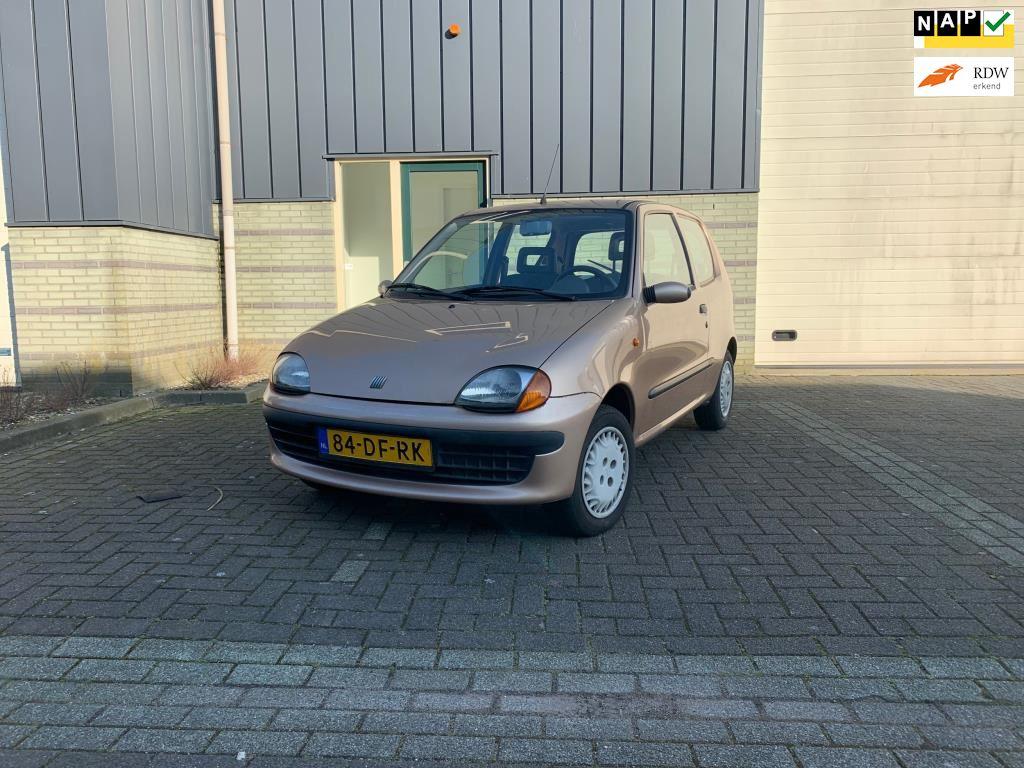 Fiat Seicento occasion - Waardse Auto's