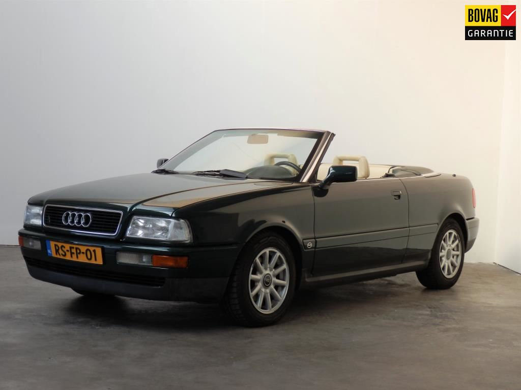 Audi Cabriolet occasion - Auto Wagner