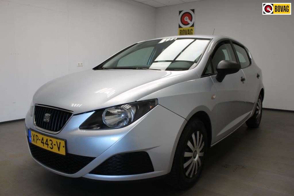 Seat Ibiza occasion - Autoservice Axacars