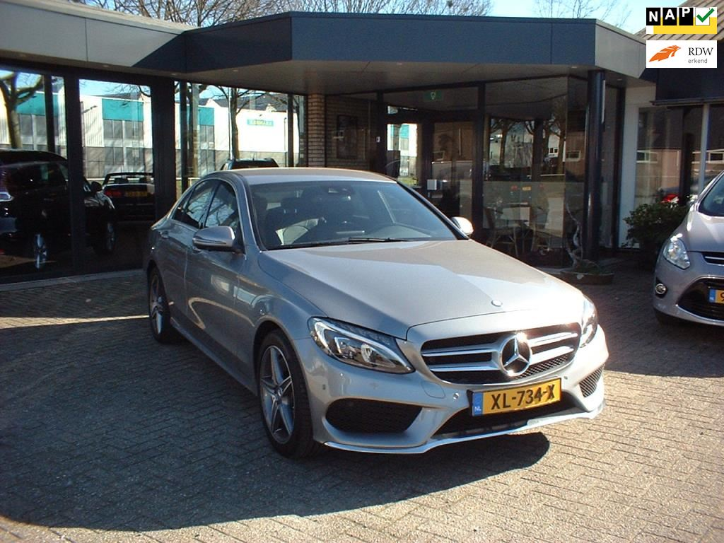 Mercedes-Benz C-klasse occasion - Autobedrijf G.Nelissen v.o.f.