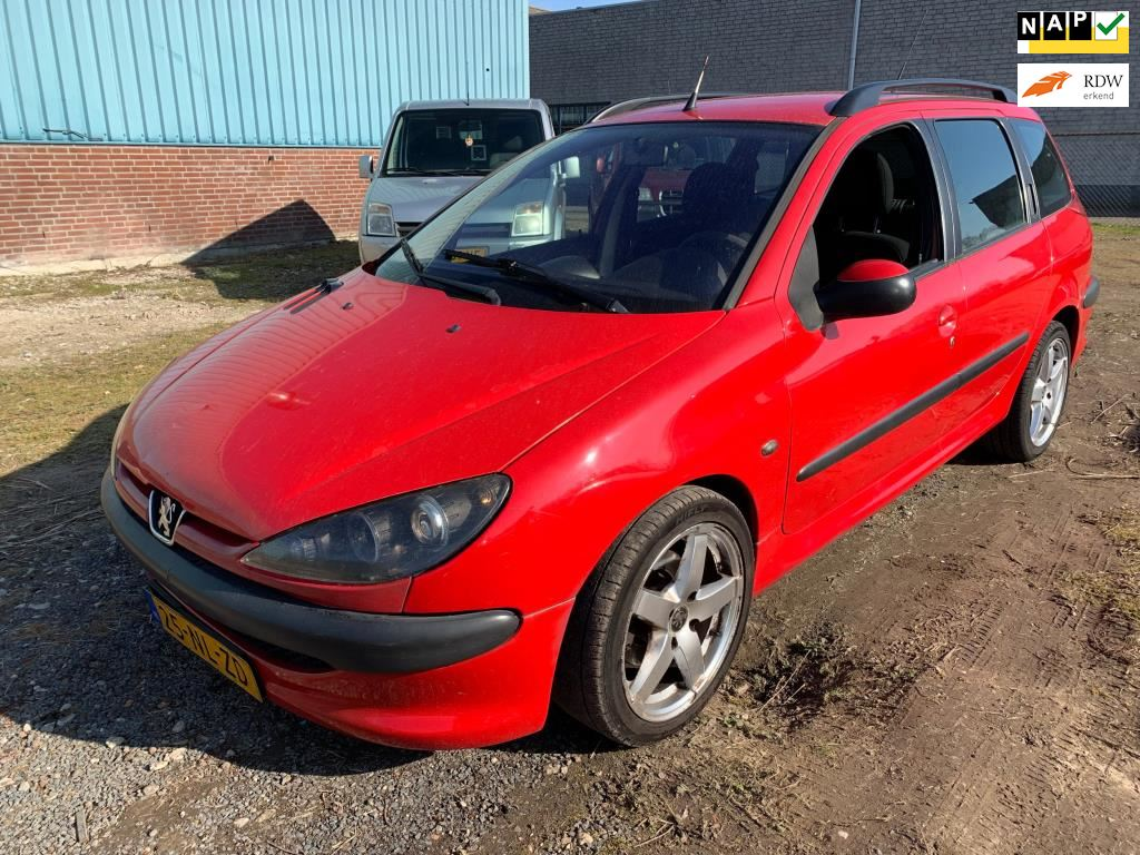 Peugeot 206 SW occasion - LuCars