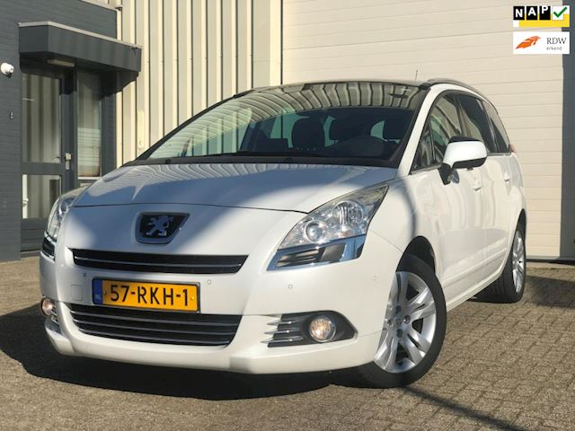 Peugeot 5008 1.6 THP Blue Lease Executive 7p. 7 Persoons VOL OPTIES AUTOMAAT PARELMOER