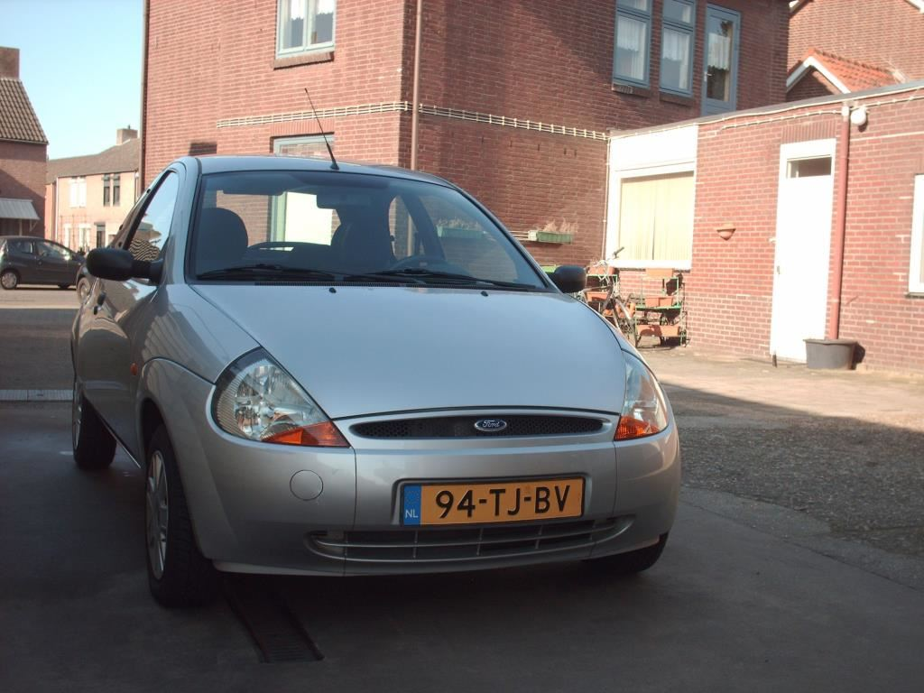 Ford Ka occasion - Garage Heemels