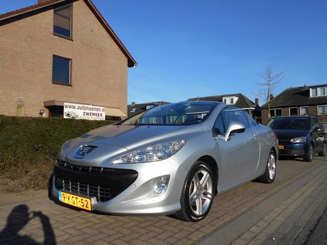Peugeot 308 CC CABRIO, 2.0HDI,LEDER,AIRSCARFT,PDC,INR.MOGELIJK